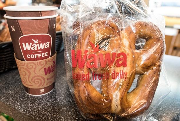 Wawa,Wawacoffee,Wawa soft pretzel