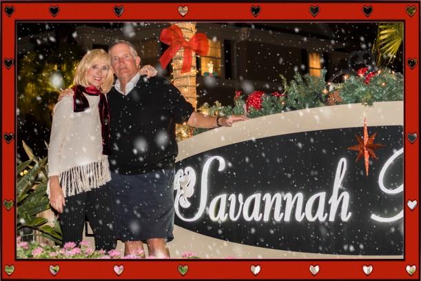 Christmas, Speedlight, Sarasota FL