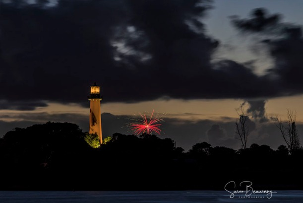 Jupiter Island Lighthouse, Jupiter Fl
