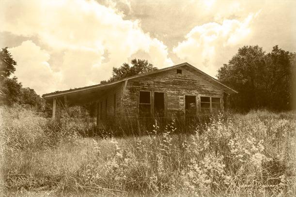 Abandoned house, Arcadia Fl