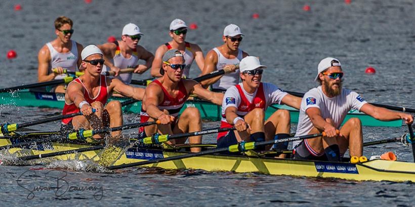 World Rowing Championship, Sarasota FL Benderson Park