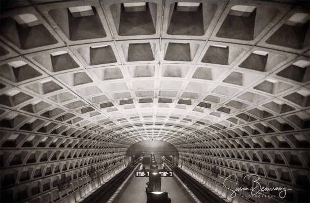 Metro Station, Arlington VA